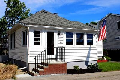Quincy Single Family Home New: 126 Rockland St