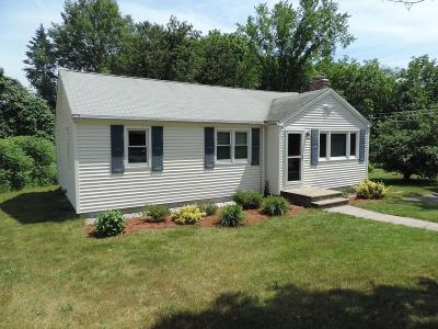 Woburn Single Family Home Contingent: 17 Duren Ave