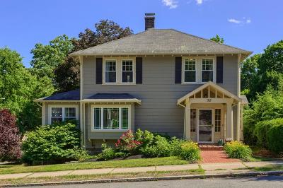 Wakefield Single Family Home Contingent: 90 Chestnut Street