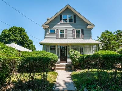 Quincy Single Family Home New: 15 Pequot Rd
