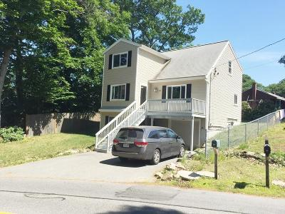 Billerica Single Family Home Contingent: 39 Eliot St