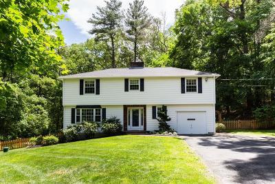 Ashland Single Family Home Under Agreement: 267 Myrtle Street