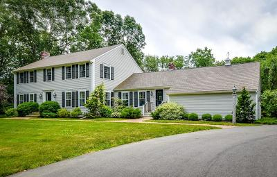 Sherborn Single Family Home Under Agreement: 20 Russett Hill Rd