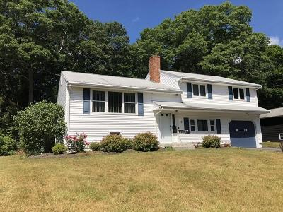 Brockton Single Family Home New: 16 Margery Rd