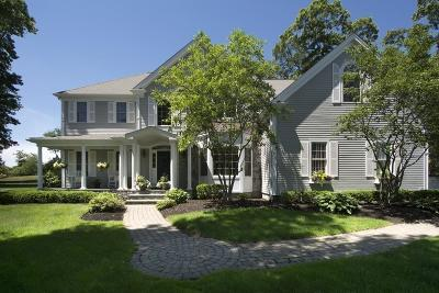 Scituate Single Family Home For Sale: 44 Woodworth Lane