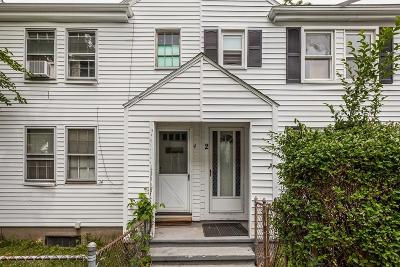 Quincy Single Family Home Contingent: 2 Keyes St