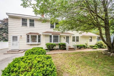 Billerica Single Family Home Under Agreement: 279 River St