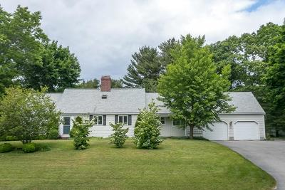 Duxbury Single Family Home New: 22 Heritage Lane