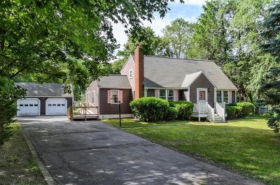 Foxboro MA Single Family Home New: $399,900