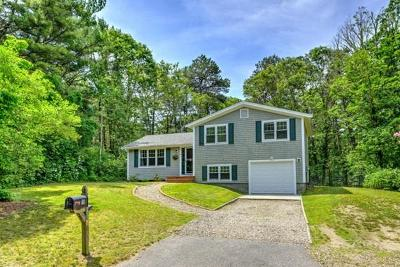 Mashpee Single Family Home New: 19 Tri-Town Cir