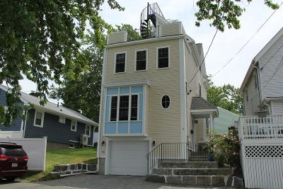 Quincy Single Family Home New: 5 Waumbeck St