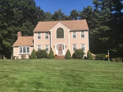 Bridgewater Single Family Home For Sale: 15 Tarkin Hill Lane