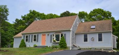 Barnstable Single Family Home New: 40 Debbies Ln