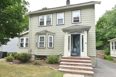 Framingham Single Family Home New: 38 Burdette Ave