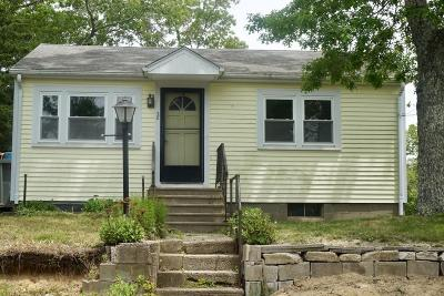 Plymouth MA Single Family Home New: $225,000
