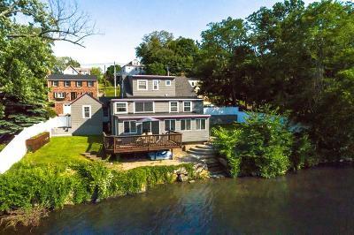 Peabody Single Family Home Under Agreement: 271 Lynn Street