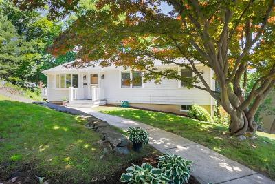 Arlington MA Single Family Home Under Agreement: $775,000