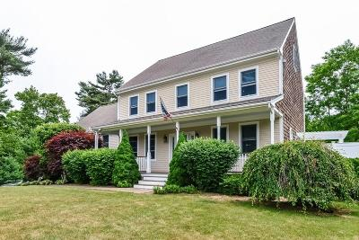 Raynham Single Family Home New: 188 Locust Street
