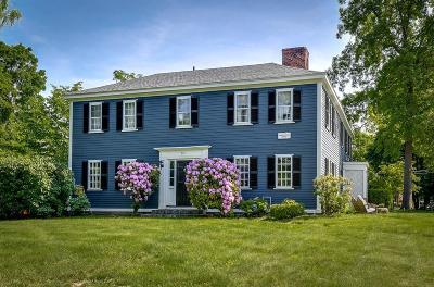 Framingham Single Family Home New: 201 & 205 Pleasant Street