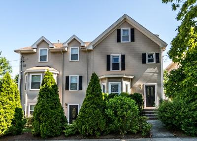 Waltham Condo/Townhouse Under Agreement: 90 High Street #2