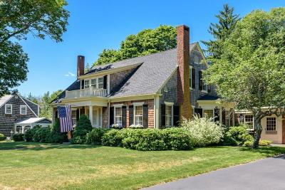 Bridgewater Single Family Home Under Agreement: 57 Pleasant St