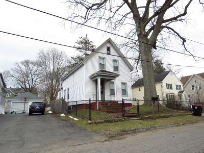 Brockton Single Family Home New: 154 Concord St