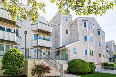 Medford Condo/Townhouse Under Agreement: 616 Boston Ave #2F