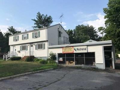East Bridgewater Single Family Home For Sale: 126 Pleasant Street