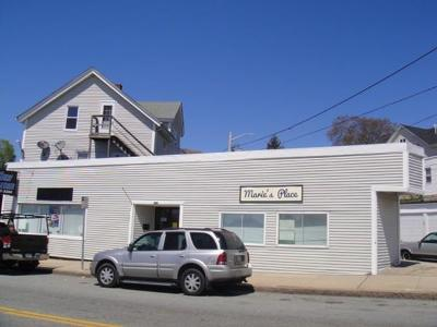 Fall River Multi Family Home For Sale: 1768 Pleasant St