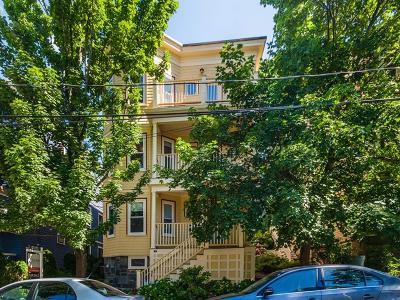 Cambridge Condo/Townhouse New: 16 Cambridge Terrace #2