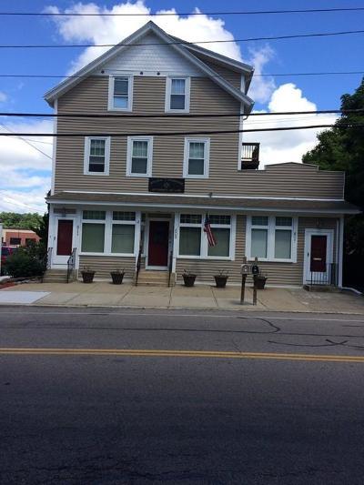 Attleboro Multi Family Home For Sale: 609 Newport Ave