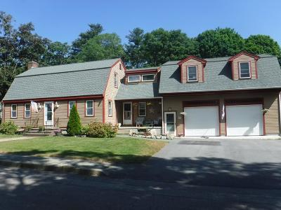 Weymouth Single Family Home Under Agreement: 25 Mulcahy Ln
