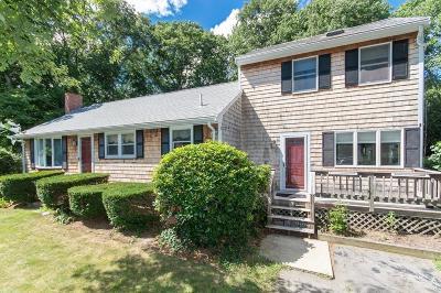 Brockton Single Family Home New: 23 Highfield Drive