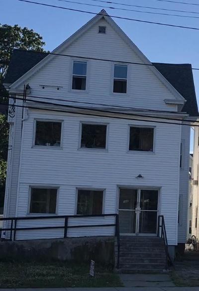 Attleboro Multi Family Home For Sale: 168 North Main Street