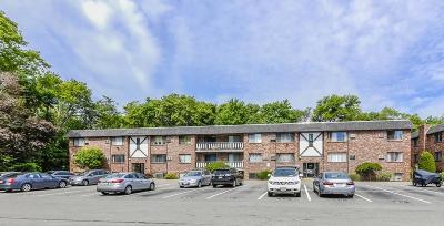 Stoughton Condo/Townhouse Under Agreement: 43 McCormick Terrace #52