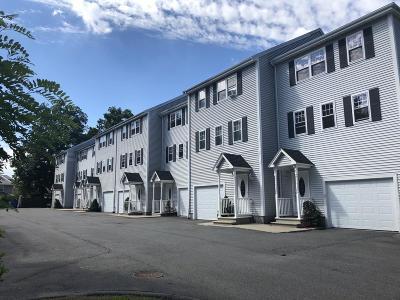 Brockton Condo/Townhouse New: 40 Herrod Ave #3