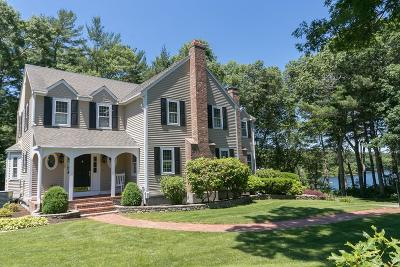 Duxbury Single Family Home Under Agreement: 20 Headwaters Lane