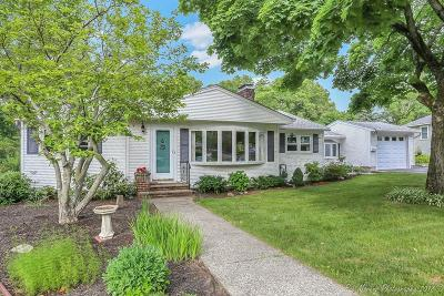 Andover Single Family Home Contingent: 14 Arthur Rd