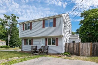 Abington Single Family Home Under Agreement: 36 Jamieson Street