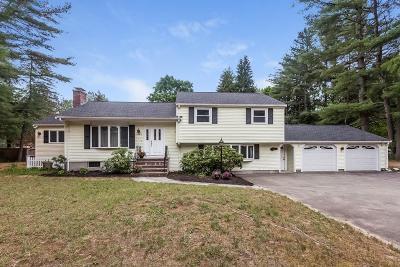 Sudbury Single Family Home New: 12 Elliot Road