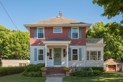 Rockland Single Family Home Contingent: 75 Stanton St