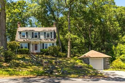 Wakefield Single Family Home For Sale: 43 Greenwood Street