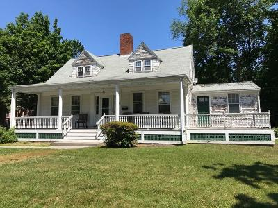 Cohasset MA Single Family Home New: $624,900