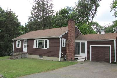 Reading MA Single Family Home For Sale: $479,900