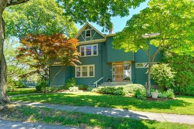 Belmont Single Family Home Under Agreement: 66 Chilton Street
