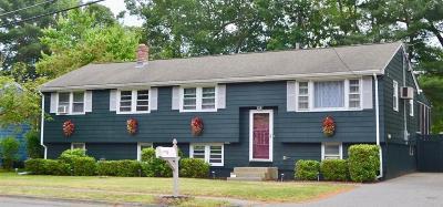 Billerica Single Family Home Under Agreement: 28 Harjean Rd
