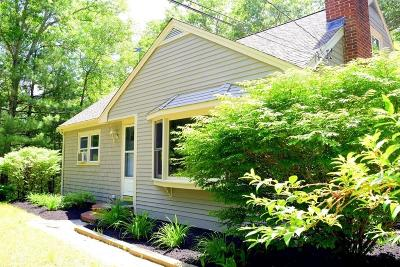 Marshfield Single Family Home For Sale: 145 Grove St