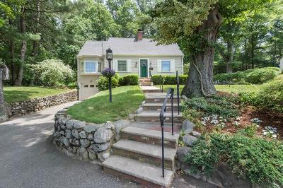 Lynnfield Single Family Home Under Agreement: 975 Main Street