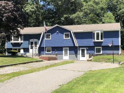 Billerica Single Family Home Under Agreement: 14 Burnham Road