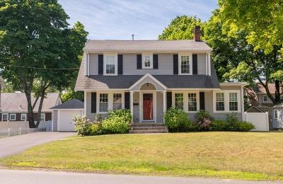 Stoneham Single Family Home For Sale: 42 Westwood Road
